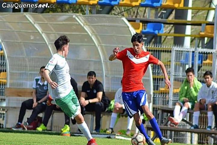 Futbolistas de Independiente de Cauquenes son convocados a selección #Sub17