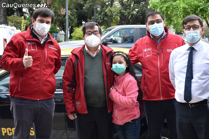 9 mil transportistas afectados por la pandemia recibirán bono de 350 mil pesos en el Maule
