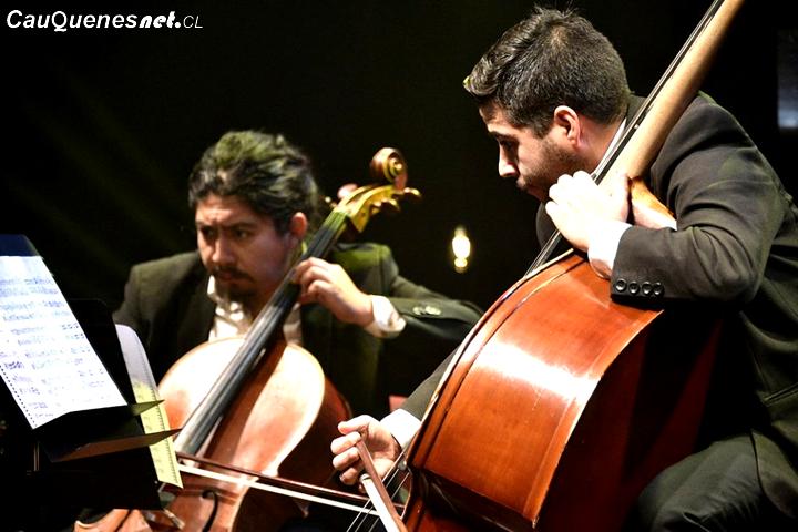 Descubre #ArtistasMaulinos: Dúo Cello & Contrabajo en el #TRM