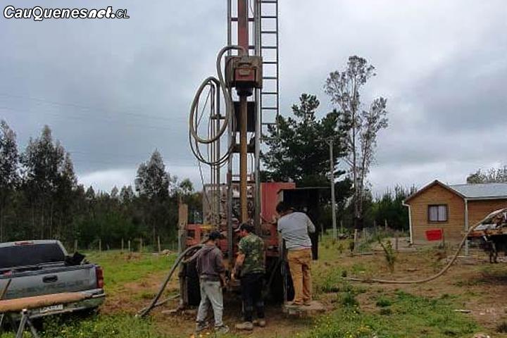 En Chanco 28 familias del sector de Quilhuiné comienzan a tener solución Hídrica individual