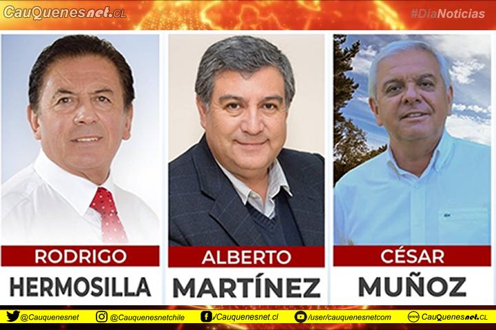 Debate primarias Gobernador Regional del Maule