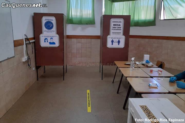 Dirección del Trabajo fiscalizará permiso de 2 horas para sufragar en las elecciones de este domingo