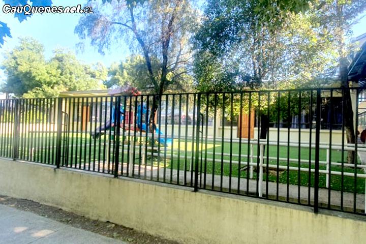 #Cauquenes: Liceo Antonio Varas deja ver parte de su