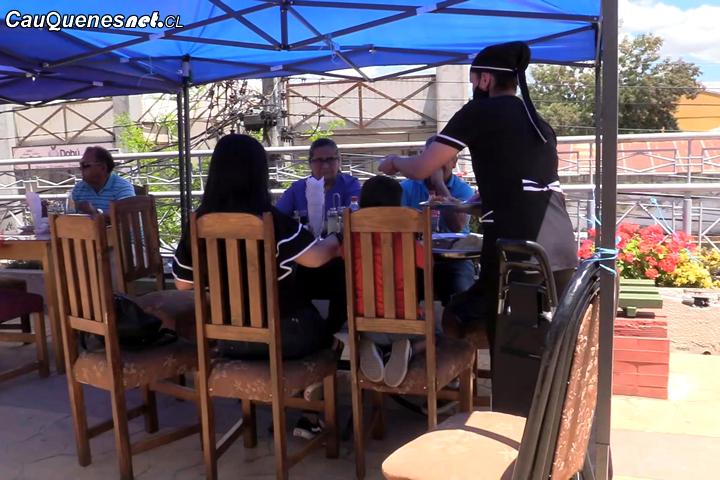 #Cauquenes: Autoridad sanitaria permite la apertura de terrazas de comida en Mercado Municipal