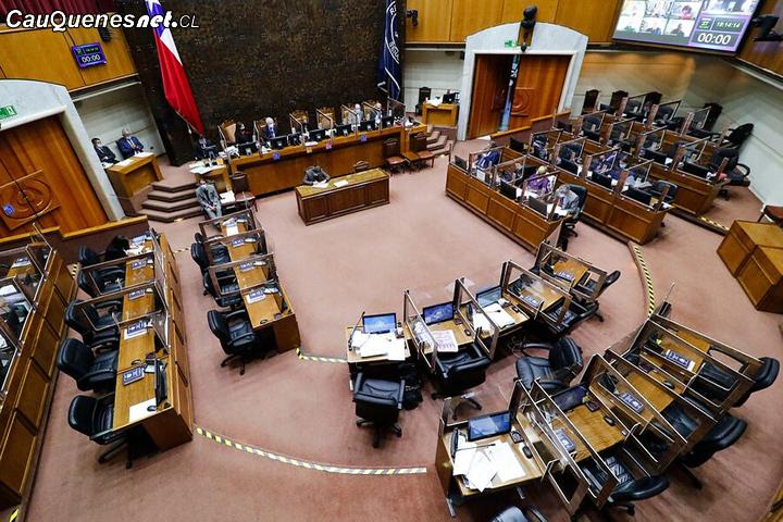Senado aprobó el segundo retiro del 10%