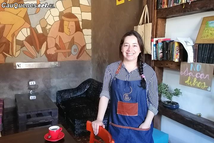 Café Museo, un espacio reconstruido que almacena el patrimonio cultural de Chanco