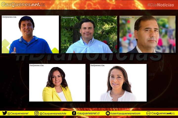Servel dio luz verde a todas las candidaturas municipales por #Cauquenes