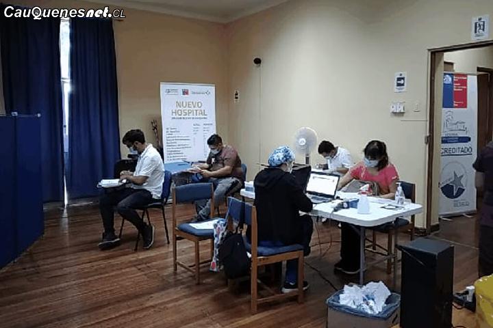 Con éxito concluyó jornadas de donación de sangre en el Hospital de Cauquenes