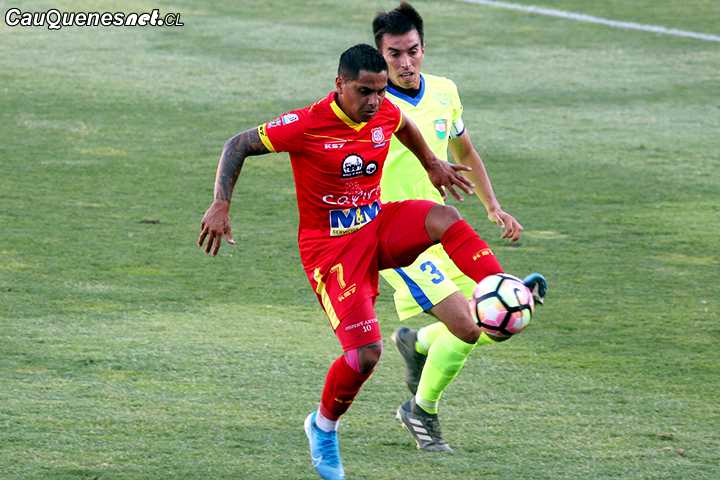Independiente de Cauquenes derrotó a Colina y sigue sumando puntos