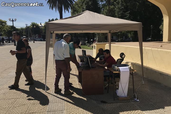 En Cauquenes ya está preparado el proceso de pagos de permisos de circulación