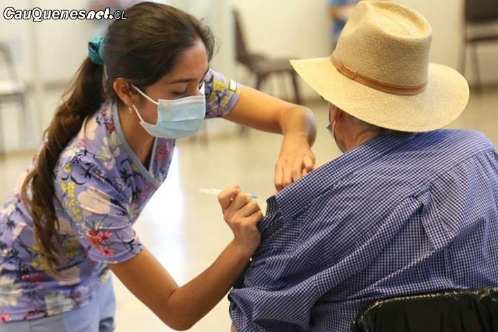 #Covid19: Ente el 1 y el 5 de marzo corresponde vacunarse a personas de 60 a 64 años y funcionarios de educación