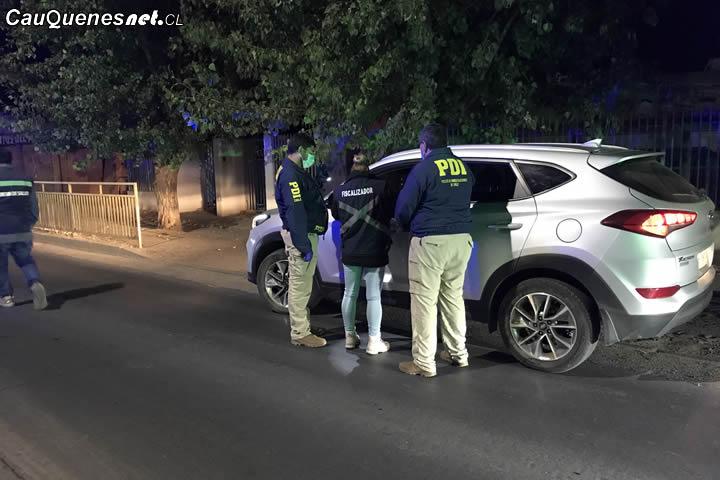 Cursan ocho sumarios en #Cauquenes en fiscalización nocturna