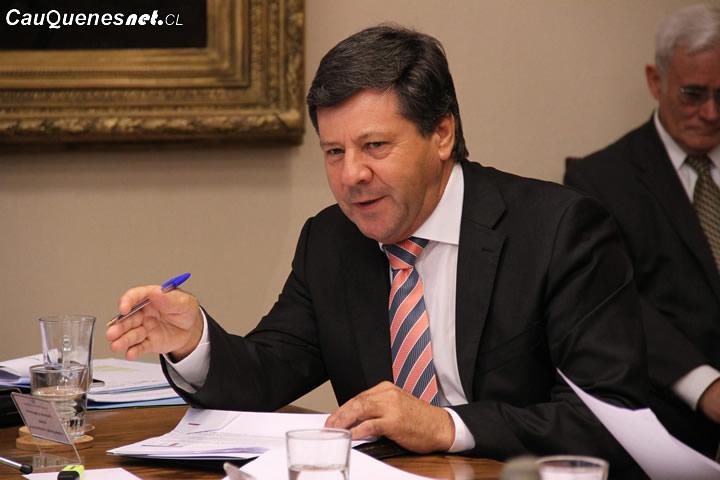 "Senador Juan castro: ""La pandemia ha pegado fuerte"""