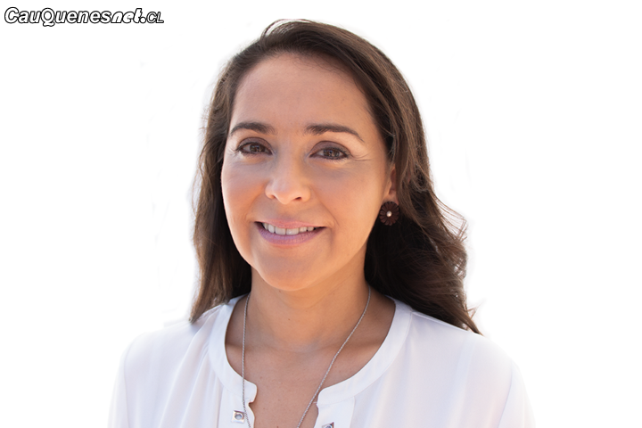 Nery Rodríguez Domínguez es la  nueva alcaldesa  de #Cauquenes