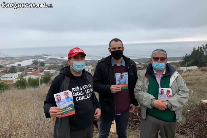 Candidato a Constituyente Ricardo Montero pide medios de movilización gratuitos para las elecciones