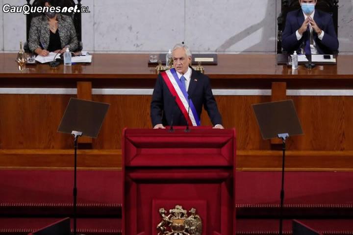 """Piñera: """"¿El progresista?"""""""