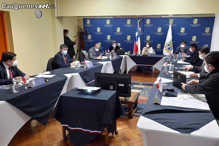 #Cauquenes: Concejo Municipal aprobó comodato por 10 años de terreno donde opera la Cooperativa de APR de Sauzal