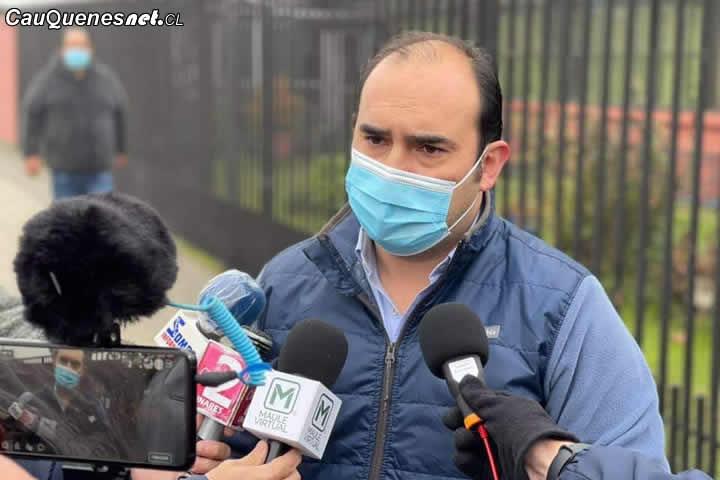 Candidato a diputado John Sancho (RN) propone que terminados los hospitales de Parral, Linares y Cauquenes sus actuales instalaciones se ocupen en prevención del cáncer